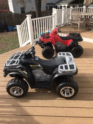 12V Battery Operated Quads