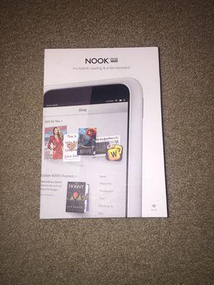 New Barnes & Nobles Nook HD