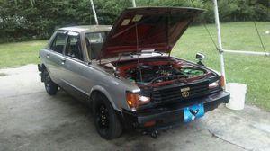 TRADE OR SALE RARE 1982 TOYOTA TERCEL COROLLA AUTOMATIC