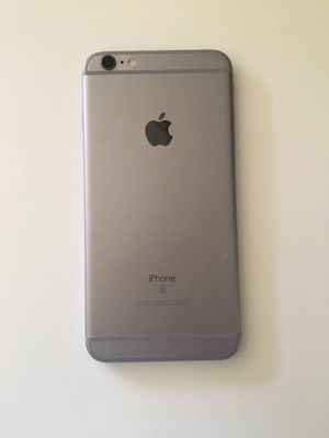 IPhone 6S PLUS Space Gray 16 GB