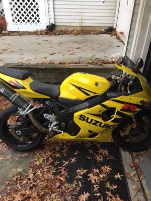 2004 Gsxr 600