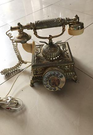 Telefono autiguo