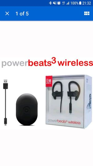Power beats 3 wireless by Dr dre