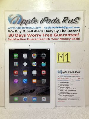 M1 - iPad 3 64GB Cell-VZ