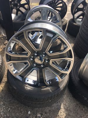Offer Up Dallas Tx >> HD Luxx 20x12 Black Milled off road wheels and tires ( Auto Parts ) in Dallas, TX - OfferUp