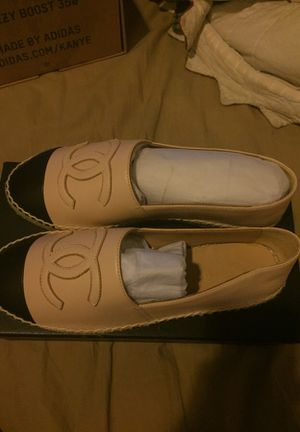 Brand new size 6 female Chanel loafers