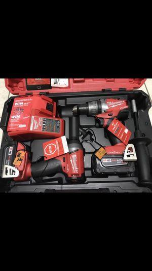 Milwaukee Fuel Brushless one key//$230 Fijos Fijos