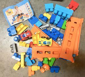 Mega Bloks set