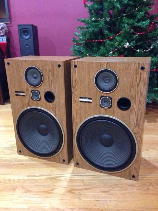 pioneer floor speakers cs. pioneer cs-g403 3-way floor speakers cs 7