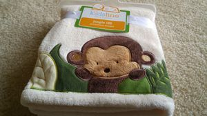 New with tag Kidsline Boa blanket