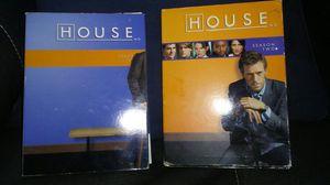 House season 1 and 2