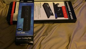 PlayStation 4 cooling fan and cooling stand