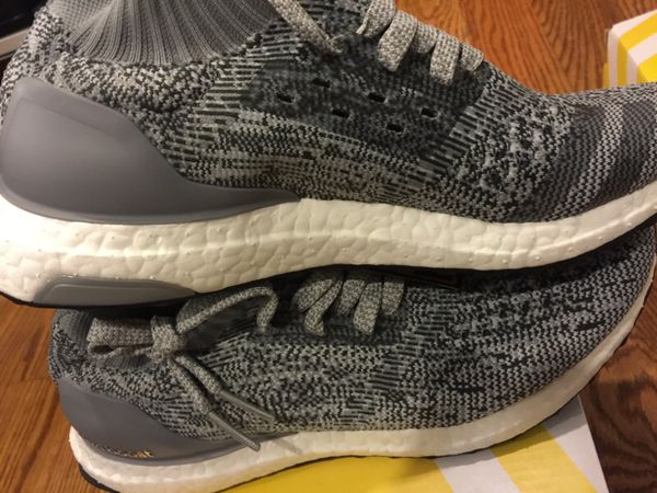 adidas ultra boost uncaged mens grey