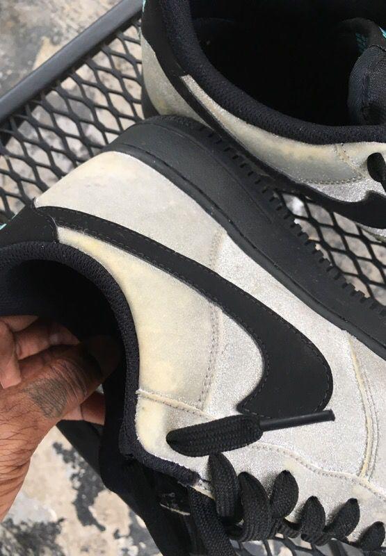 Nike Diamond AF1 -Size 9.5