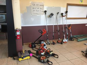 Moving Sale - 10% OFF Lawn Care Equipment