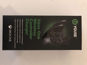 Xbox one dock charging station