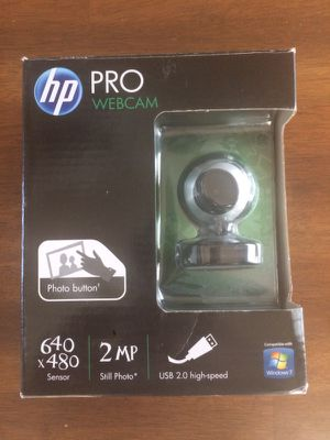 HP Pro Webcam
