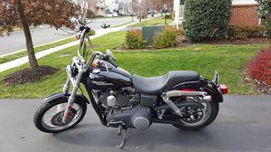 2007 Harley Davidson Street Bob $6,200