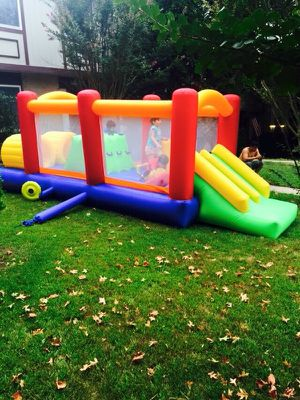 Juego inflable