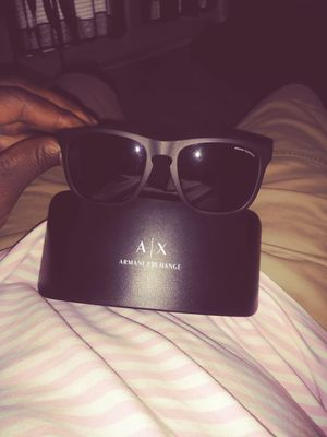Armani glasses...cash or trade for other glasses..no scratches..