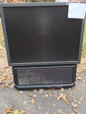 Free TV curbside works