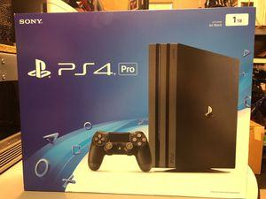 Sony PS4 Pro~CUH-7015B 1TB