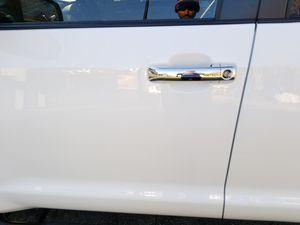 07-18 Chrome Door handles