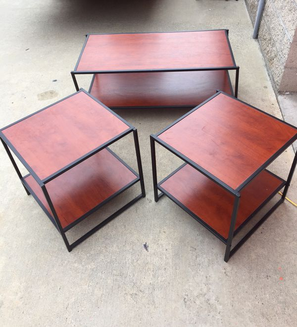 Set of 3 living room coffee tables (General) in Westminster, CA ...
