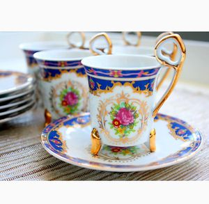 Collector's Antique Cup set