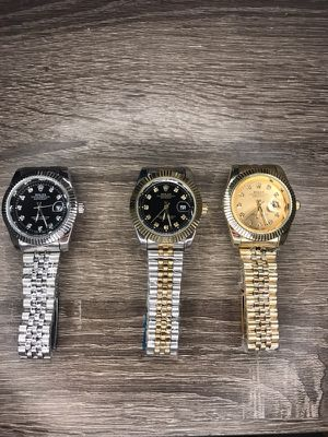 Rolex watches($70 each)