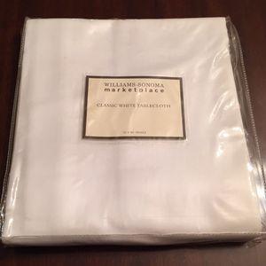 Williams-Sonoma Tablecloth