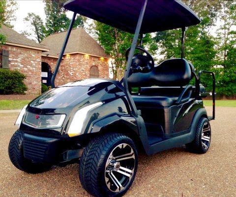 R Champ Cadillac Body Kits For Club Car Precedent Golf Carts