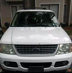 2004 Ford Explorer XLT 4WD