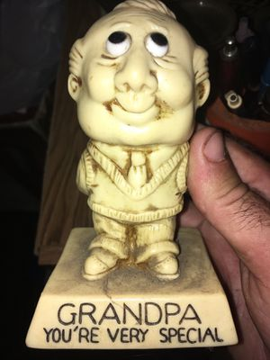 Grandpa watnot