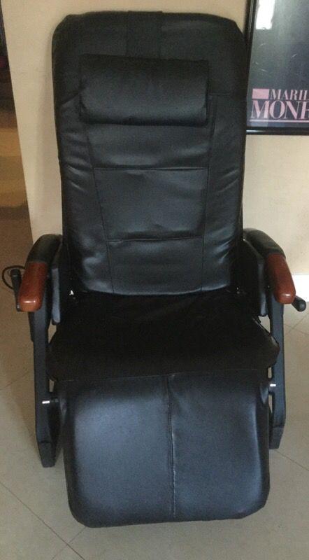 Homedics Massage Chair DeStress Ultra Tony Little Design