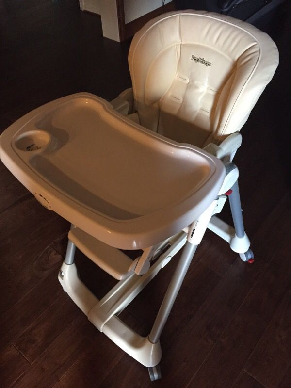 Peg perego prima pappa best high chair baby kids in for Housse de rechange peg perego prima pappa