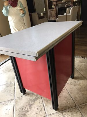 Commercial Table w/ Interchangeable Tops