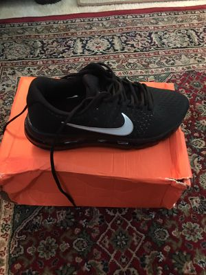 Air max 2017 size new $80size 7