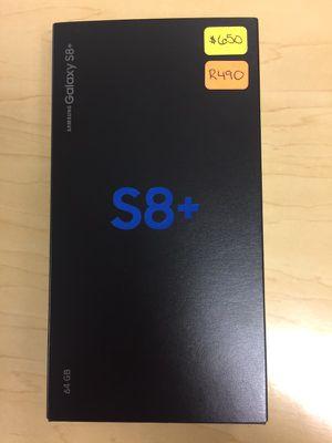 Samsung Galaxy s8+ Plus Unlocked