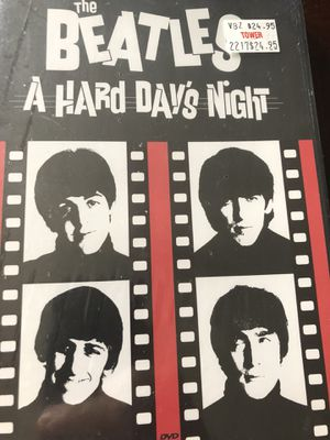 BEATLES CDs DVDs COLLECTION
