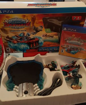New PS4 Skylanders Game