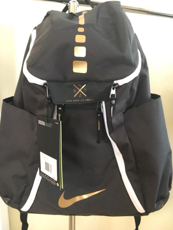 ... nike hoops elite max air team 2 0 basketball backpack anthracite ...