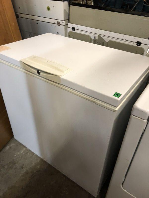 Chest freezer works great (Appliances) in Derby, CT