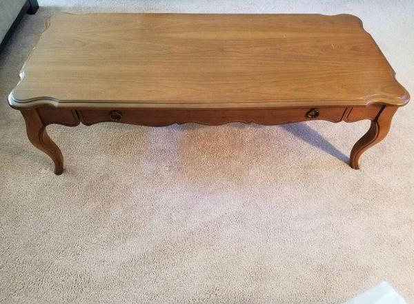 Antique Rectangle Oak Table