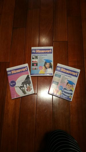 "Education DVD ""Your baby can Read!"""