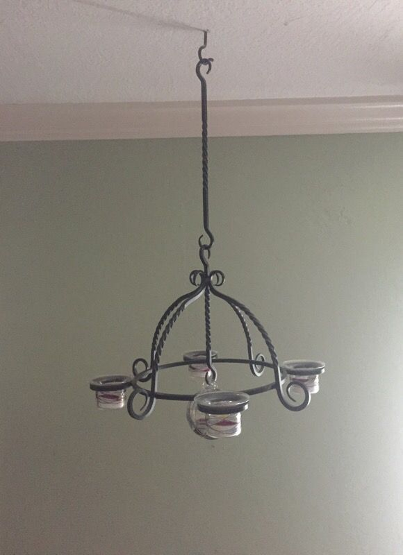 Retired partylite chandelier household in saint petersburg fl aloadofball Image collections