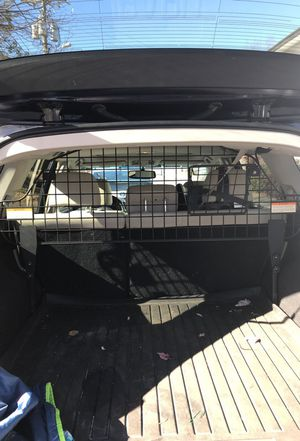 Subaru Outback dog gate