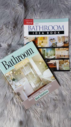 Bathroom remodeling books