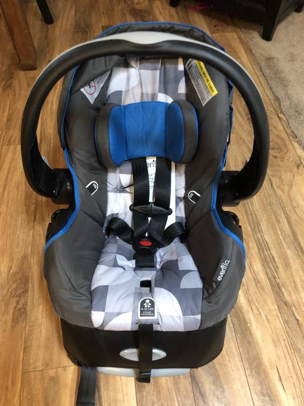 Evenflo Embrace Select Infant Car Seat With Sure Safe Installation Baby Kids In Vancouver WA