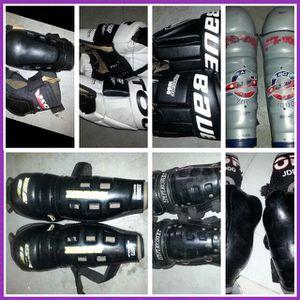 Hockey gear roller or ice